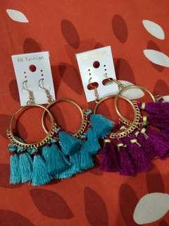 Buy 1 Get 1 Colorful Tassel Earrings