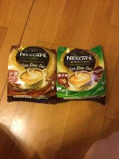 Nestle coffee 15 sticks premix