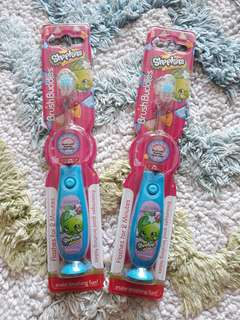 Shopkins Light up Toothbrush
