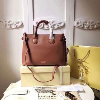 Burberry Banner House Check Brown