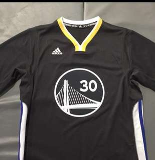 Adidas curry 短袖球衣 xs 9.8新 原價2690