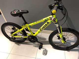 Crolan bicycle