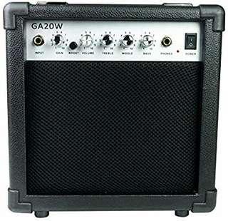 RockJam GA-20W Guitar Amplifier!!