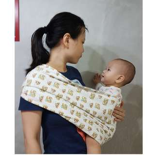 🚚 Baby Sling Pouch