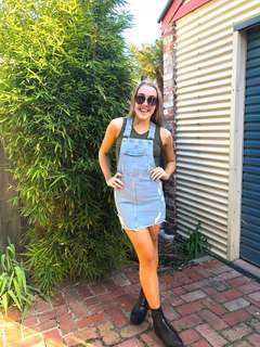 Overall skirt/dress