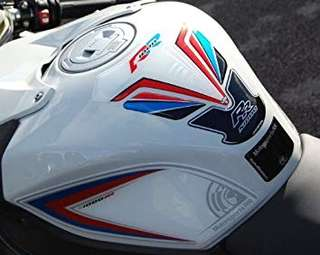 Tank pad motografix with side tank pad BMW S1000RR 09-11