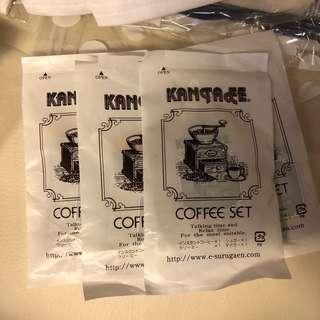 日本3合1 咖啡組合 coffee set