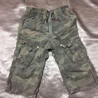 Next Camo Cargo Pants