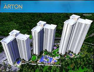 The Arton by Rockwell in Katipunan