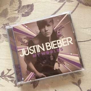 Justin Bieber: My Worlds