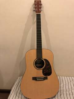 Martin & Co Guitar (DXMAE)
