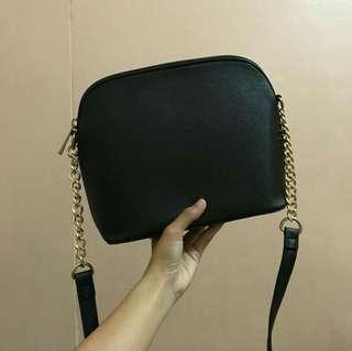 Michaela Chain Sling Bag