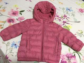 Uniqlo Winter Jacket Almost new