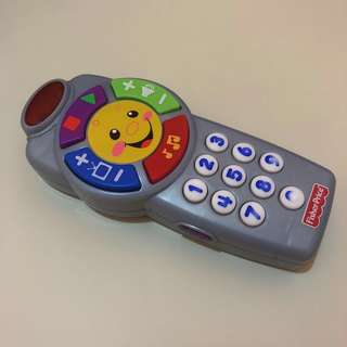 Fisher-Price Laugh & Learn Click Remote