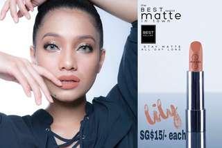 Alha Alfa Lipstick Matte