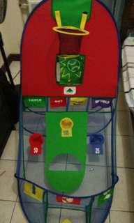 Basketball hoop set for kids