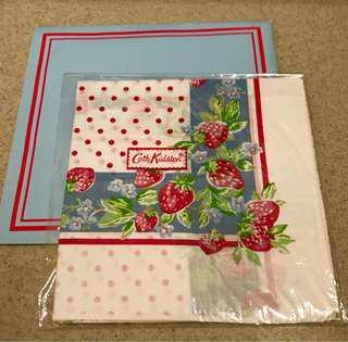Cath Kidston handkerchief