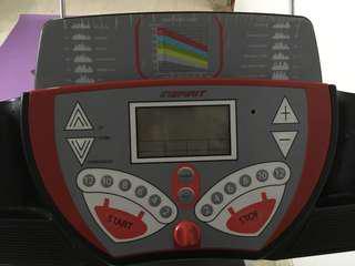 Inspirit treadmill T100