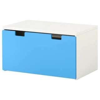 Ikea Stuva children bench and storage