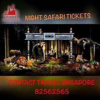 Night Safari                             Night Safari Night Safari