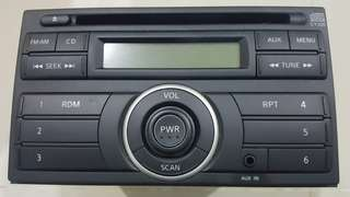 Original Nissan Radio CD