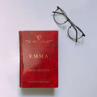 Emma - Jane Austen (Hard Bound)