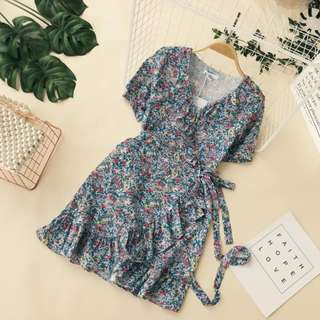 Brooklyn Floral Little Dress
