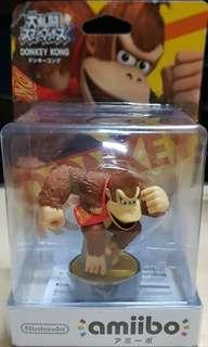 BNIB Donkey Kong Amiibo