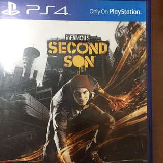 [PS4] Infamous: Second Son