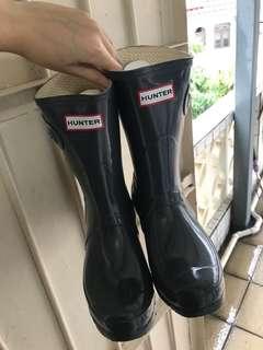 Hunter水鞋 (100%保證正貨全新) 37號