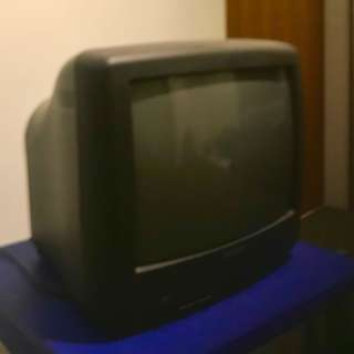 Retro TV for collection/display