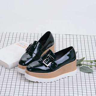🚚 厚底鞋 皮鞋