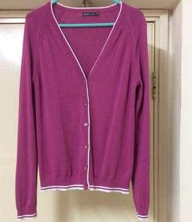 bossini 線衫 Size:M碼
