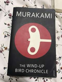 Haruki Murakami The Wind-Up Bird Chronicle