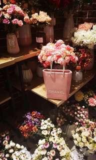 Chanel mini shopping bag
