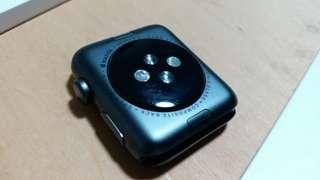 極新淨Apple Watch Series 3 42mm 連盒及所有配件