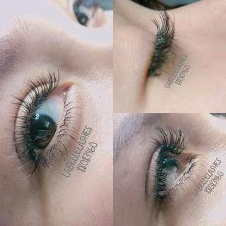 |LABELLELASHES| Eyelash extensions