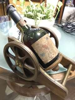 V.S.O.P Fine Champagne - Vintage seal