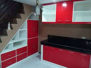 Kitchen Cabinet, Duco or Modular Laminated Design