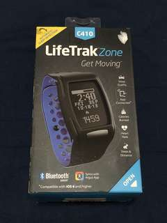 Lifetrak C410 Health Tracker [RARE]