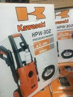 Kawasaki pressure washer hpw - 302