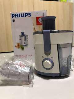 Philips 榨汁機