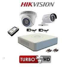 HIKVISION Full HD cctv Packages Free Installation
