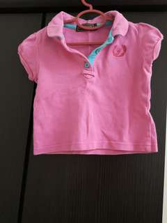 Girl Polo Shirt