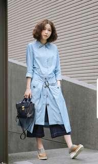 Dresscode DC藍色洋裝
