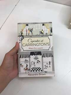 Cupcakes of Carrington's by alexandra Brown