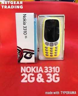 Nokia 3310 2G/3G