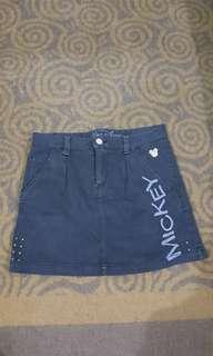 Mickey Skirt (Disney Ori USA)