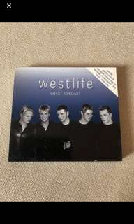 Cd box C8 - Westlife