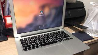 MacBook Air 128GB(13-inch Mid2013)